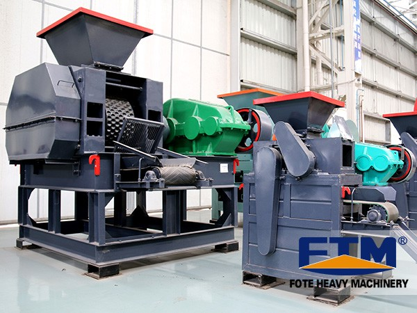 Iron Ore Briquette Machine