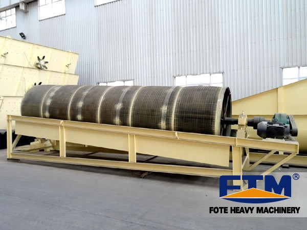trommel screen and its advantages It can also screen substances like earth, soil, sand, construction ans demolition waste, etc without any difficulties the terra select t 40 is a powerful machine with compact dimensions due to its high quality equipment, its well-conceived execution and its 1,600 mm trommel diameter.