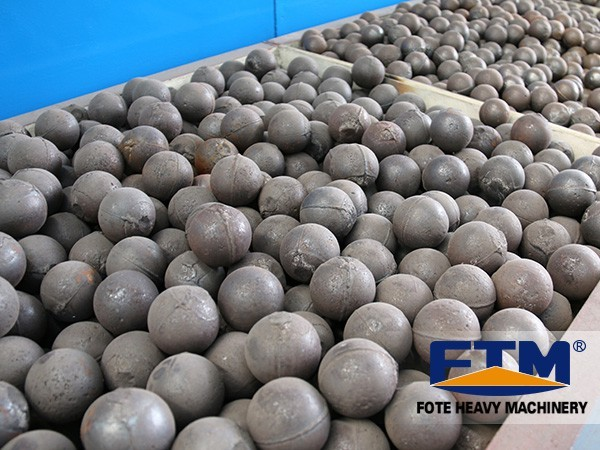 Steel balls in stock