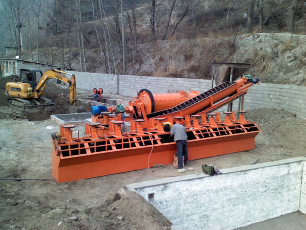 Copper Ore Beneficiation Plant