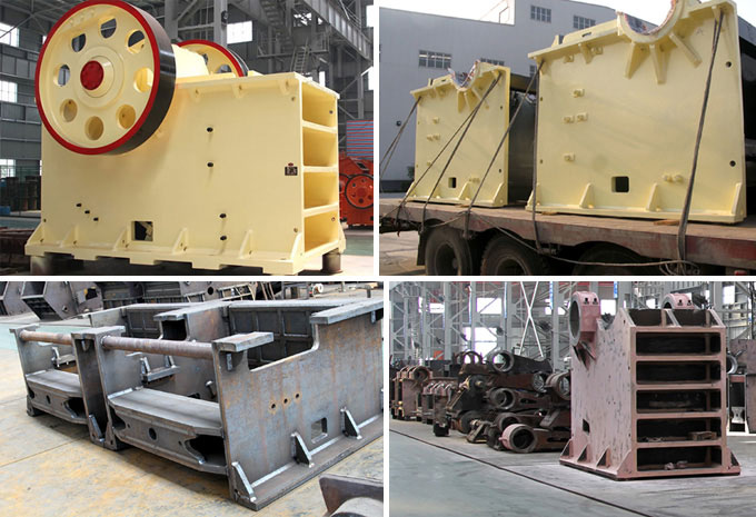 Fote jaw crusher in stock