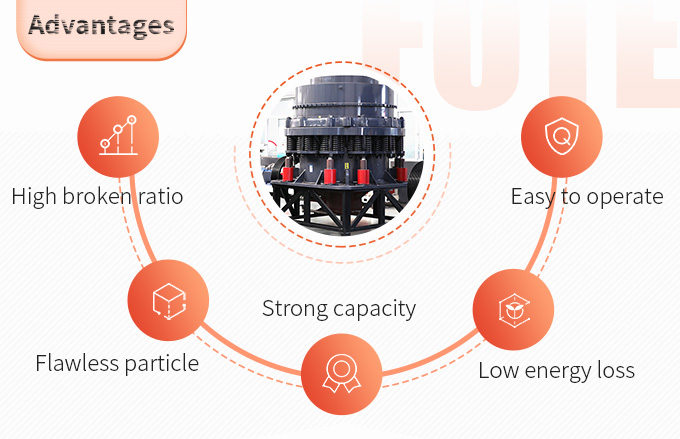 Advantages of Symons cone crusher