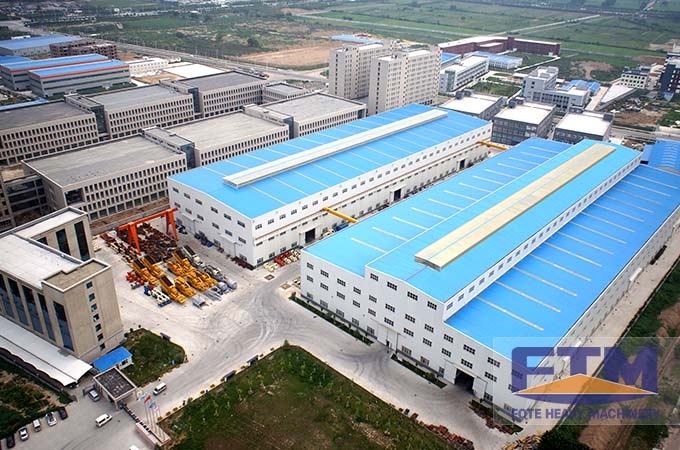Factory of Fote Heavy Machinery (FTM)