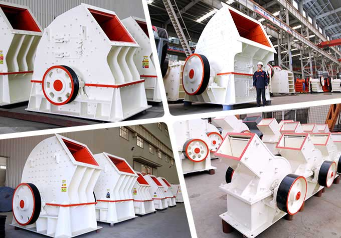 Hammer crusher produced by Fote