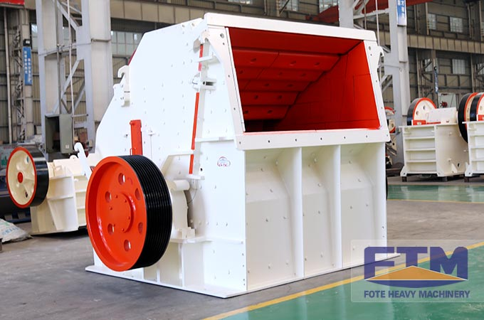 Outstanding advantages of impact crusher