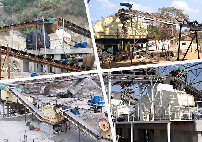 Features of impact crusher