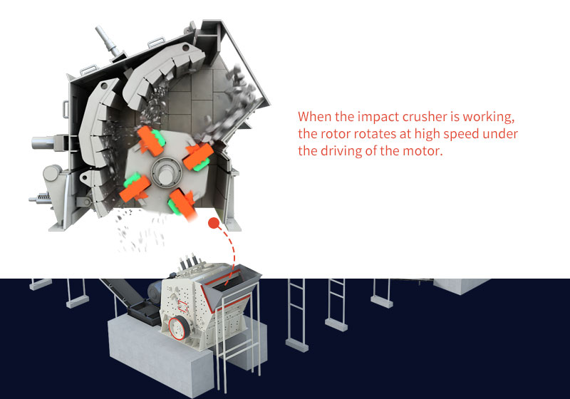 brief introduction of impact crusher