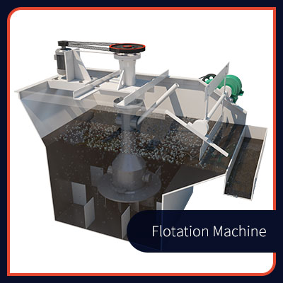 Flotation machine