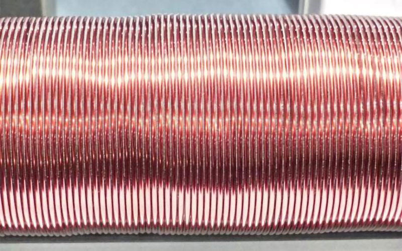 Copper used in motor manufacturing