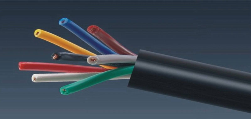 Copper wires used in optical fibre cables