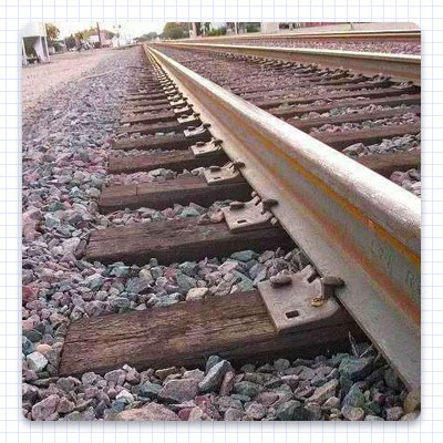 ballast stone use of road or railway subgrade