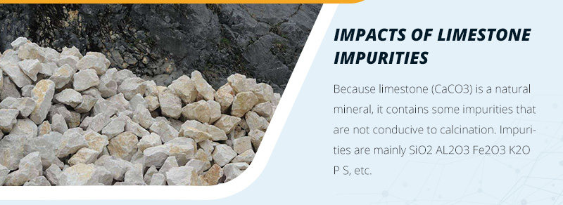 factors that impacts quality of lime
