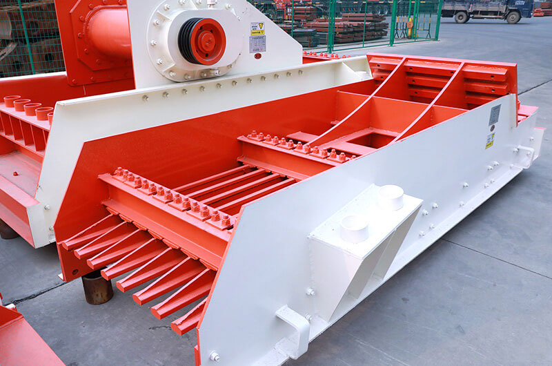 Fote vibrating feeder