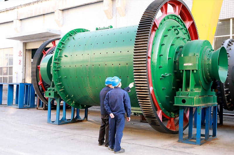 Fote ball mill