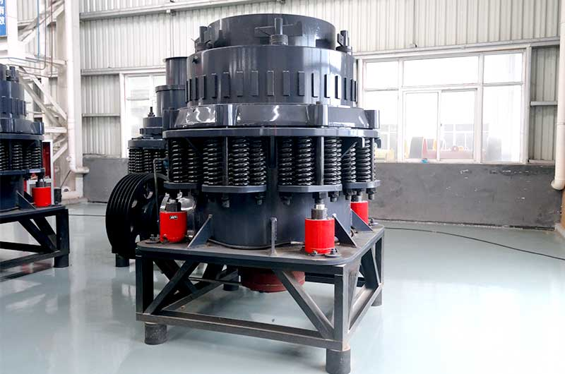 Cone crusher of Fote Heavy Machinery (ii)