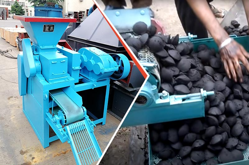 Fote briquettes making machine with favorable price