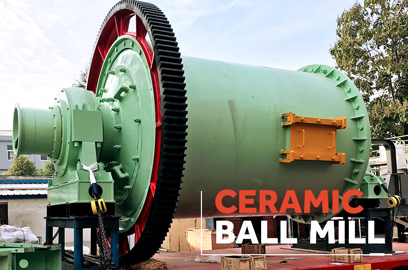 ceramic ball mill manufactured by Fote