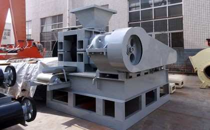 Powder Briquette Machine